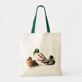 Patos del pato silvestre bolsa