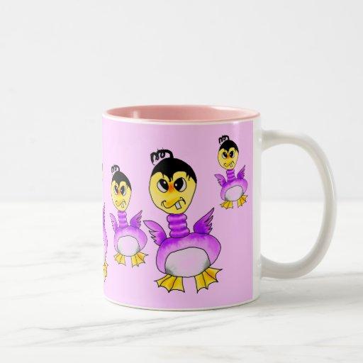 Patos divertidos tazas de café