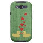 Patos en amor galaxy s3 coberturas