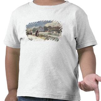 Patos en el Bois de Boulogne Camiseta