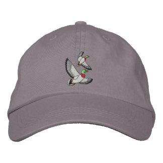 Patos Gorras De Béisbol Bordadas