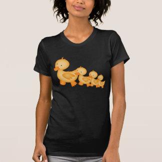 Patos lindos camiseta