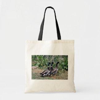 Patos silvestres bolsa
