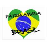 Pátria Amada Brasil Postal