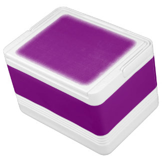 Patriarch Purple Classic Colored Igloo Cooler