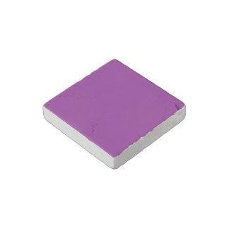 Patriarch Purple Classic Colored Stone Magnet