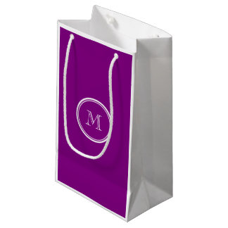 Patriarch Purple High End Colored Small Gift Bag