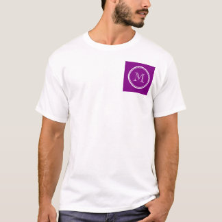 Patriarch Purple High End Colored T-Shirt