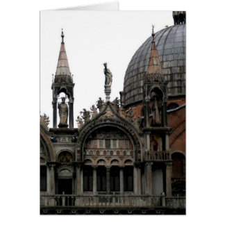 Patriarchal Cathedral Basilica of St Mark Card