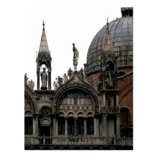 Patriarchal Cathedral Basilica of St Mark Postcard