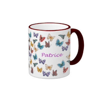 Patrice Ringer Coffee Mug
