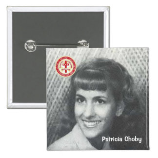Patricia Choby Button