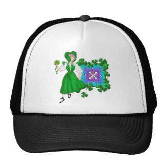 Patricia,Irish lass Trucker Hat
