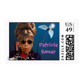 Patricia Smear Smear Seal Postage