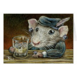 Patricia the rat greeting cards