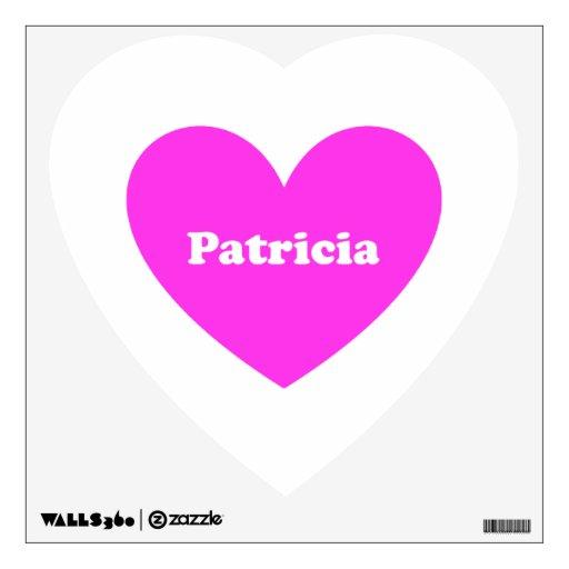 Patricia Vinilo Decorativo