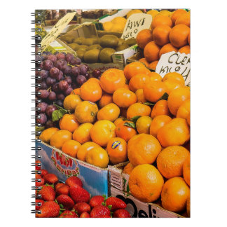 Patriciapotluck oranges for sale notebook