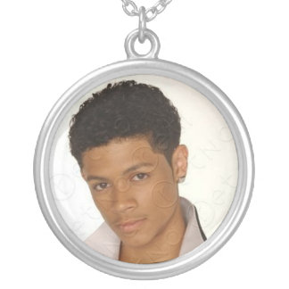 Patrick Breeding B5 Silver Plated Necklace