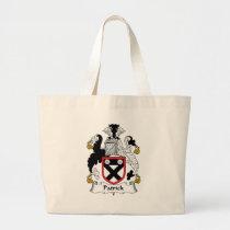 Patrick Family Crest Bag