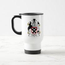 Patrick Family Crest Mug