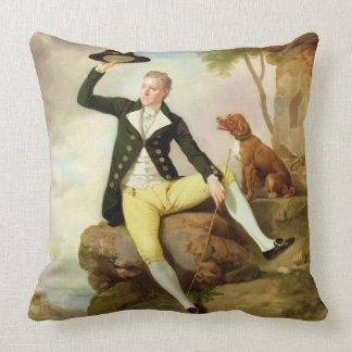 Patrick Heatly, c.1783-87 (aceite en lona) Cojín