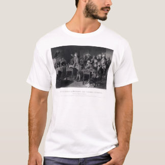 Patrick Henry addressing the Virginia Assembly T-Shirt