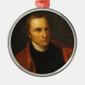Patrick Henry Metal Ornament