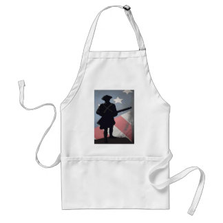 PATRICK HENRY QUOTE 2.0 ADULT APRON