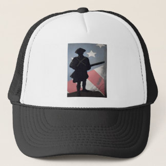 PATRICK HENRY QUOTE 2.0 TRUCKER HAT
