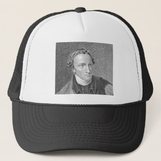 PATRICK HENRY QUOTE TRUCKER HAT