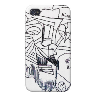 Patrick Kennedy iPhone 4/4S Cover