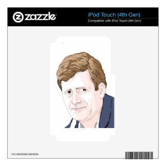 Patrick Kennedy iPod Touch 4G Skin