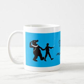 Patrick O'Brian Coffee Mug Not a Moment to Lose
