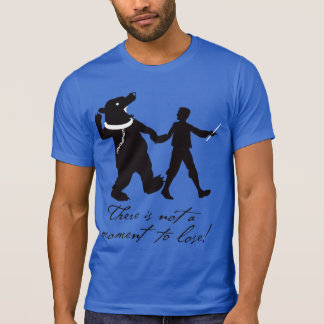 Patrick O'Brian T-Shirt Not a Moment to Lose