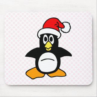 Patrick Penguin Mouse Pad