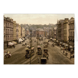 Patrick Street, Cork Card