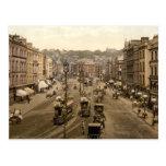 Patrick Street, Cork Postcard