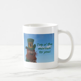 PATRICK top o the mornin to you Coffee Mug