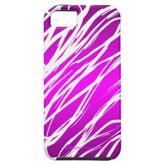 Patrick's Designs Gradient Striped iPhone 5G Case