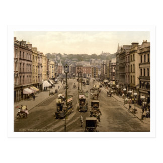 Patrick's Street, Cork City, Ireland, 19th century Postcard