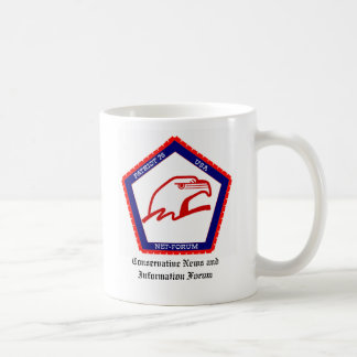 PATRIOT76, Conservative News and Information Forum Coffee Mug