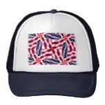 Patriot 007 trucker hat