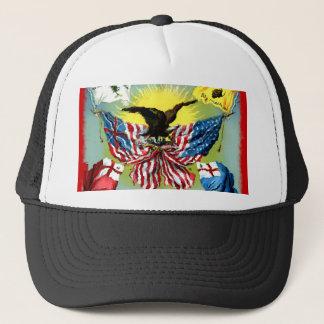 Patriot 008 trucker hat