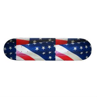 Patriot #1 skateboard