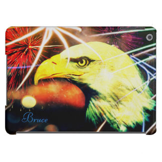 Patriot Bald Eagle Fireworks iPad Air Case Case For iPad Air