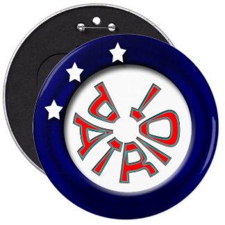 Patriot Pinback Button