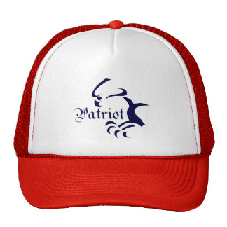 Patriot Cap Trucker Hat