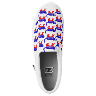 Patriot Cat Shoes Printed Shoes