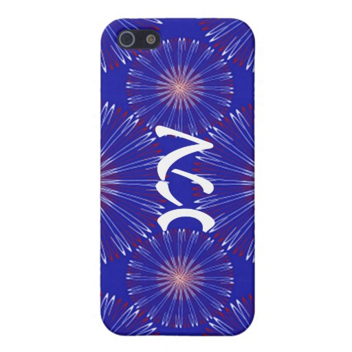 Patriot Coronas monogrammed iPhone 5 Covers