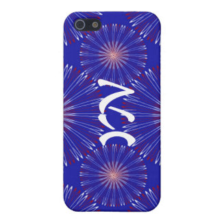 Patriot Coronas monogrammed iPhone 5/5S Covers